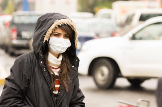Pollution de l'air : en cause dans une naissance prématurée sur cinq