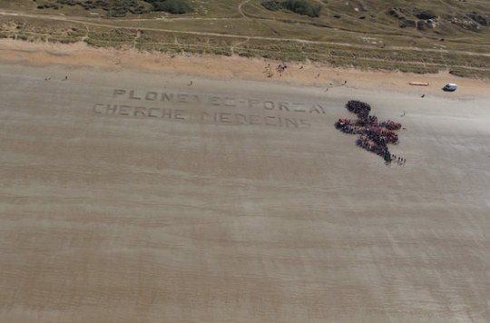 Un village breton se mobilise pour trouver un généraliste