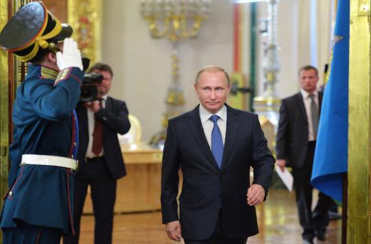 Les neurologues se penchent sur la démarche de Vladimir Poutine