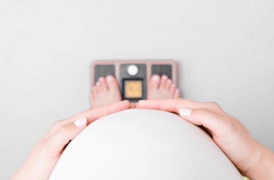 Grossesse : le surpoids de la mère peut avoir des conséquences sur le développement cérébral de l'enfant