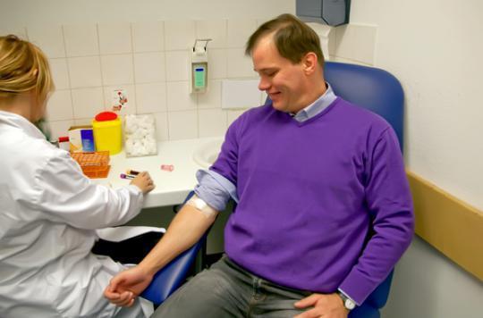 Infarctus du myocarde : un test sanguin permet de prédire le risque