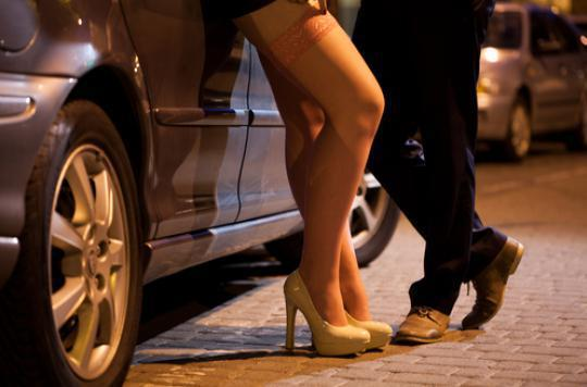 Prostitution : 250 clients mis à l'amende depuis avril