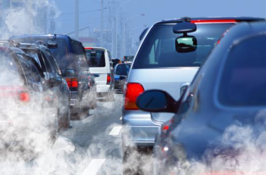 Pollution : des traces retrouvées dans le cerveau humain