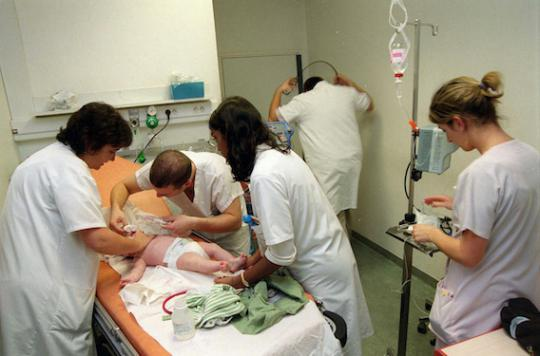 Bronchiolite : les urgences pédiatriques saturées en Midi-Pyrénées