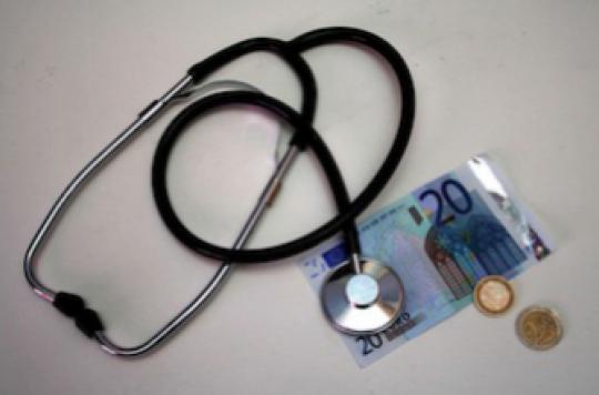 Les revenus des médecins libéraux ne progressent plus