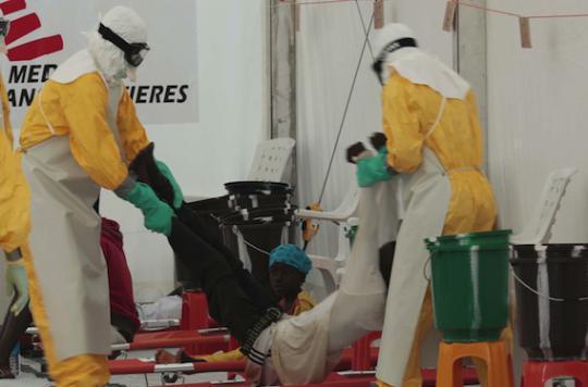 Prix Lasker : MSF récompensé pour sa lutte contre Ebola