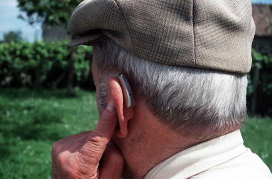 Audioprothèses : 2 millions de patients renoncent à s'équiper