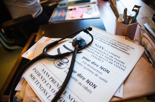 Grève : tous les médecins d'Orthez et Quimper ont fermé leur cabinet