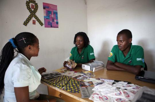 SIDA : deuxième cause de mortalité chez les adolescents