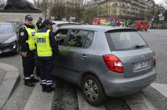 Pic de pollution : les bienfaits de la circulation alternée sur la santé