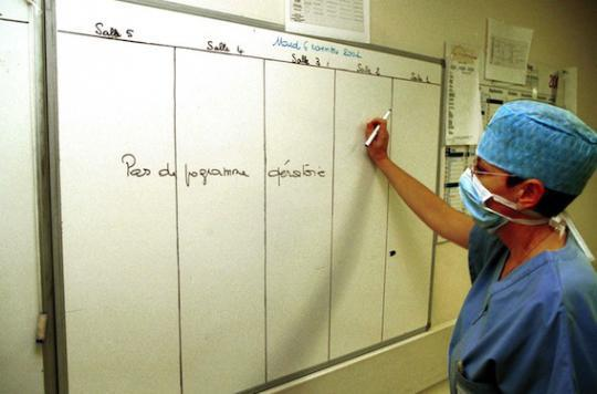 Les cliniques s'associent à la grève des médecins le 13 novembre