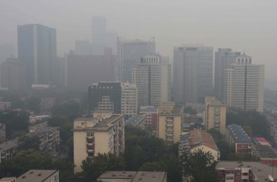 Pollution de l'air : 430 000 décès en Europe par an