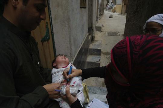 Pneumonie : MSF salue la décision de réduire le prix du vaccin