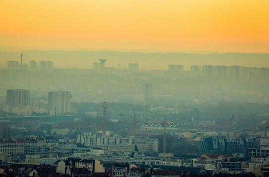 Pollution : des pics attendus à Paris et en Normandie