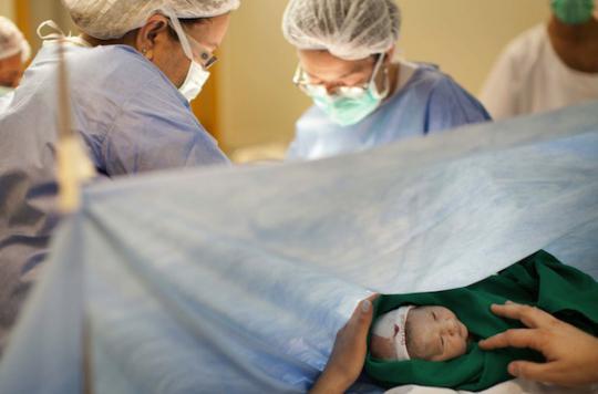 Argentine : naissance d'un bébé de près de 7 kilos