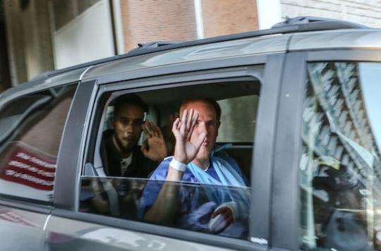 Attentat déjoué du Thalys : le chef des Urgences de Lille témoigne