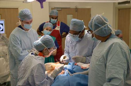 Sida : une étude démontre l'utilité de la circoncision