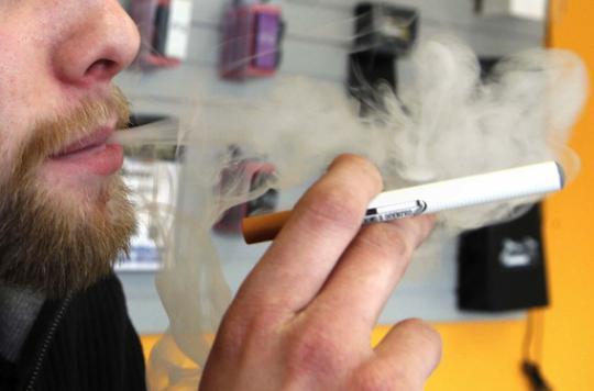 Sevrage tabagique : les Anglais vont rembourser une e-cigarette