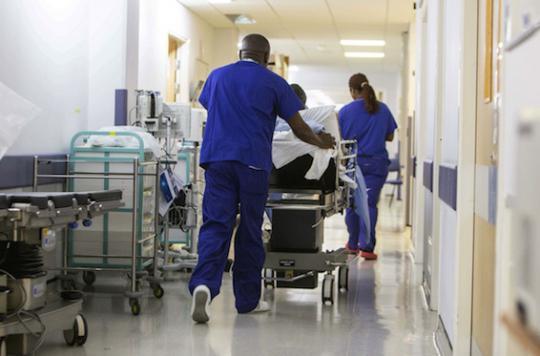 Infections nosocomiales : un Français sur deux inquiet à l'hôpital