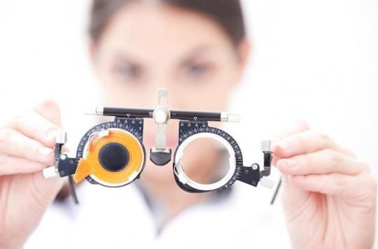 Six mois d'attente pour un rendez-vous chez un ophtalmologiste? Allez sur internet!