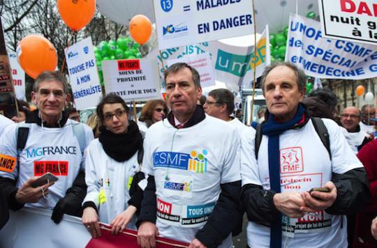 Tiers payant généralisé : les médecins maintiennent le boycott