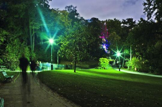 Canicule : Paris ouvre ses grands parcs la nuit