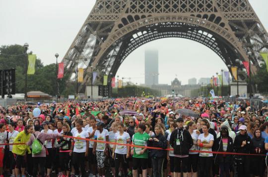 Les Parisiennes dorment moins et sont plus stressées