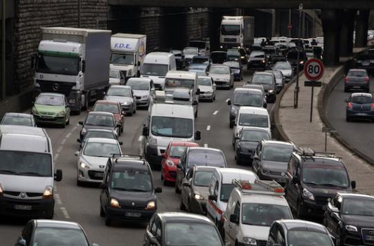 Bruit des transports : 7 mois de vie en bonne santé perdus pour les Parisiens