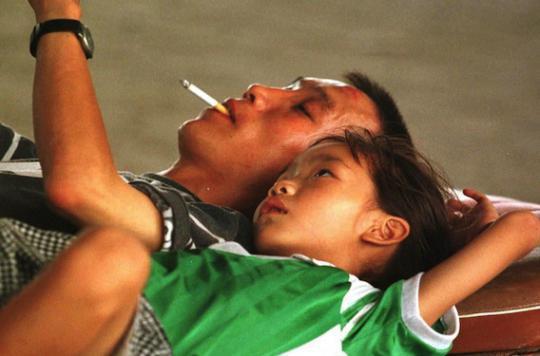 Tabagisme passif : un impact sur le poids et la mémoire des enfants