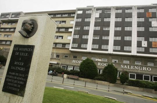 Hôpital : le CHRU de Lille en tête du palmarès de l'absentéisme