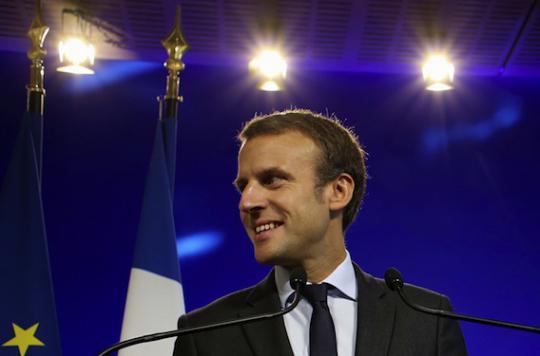 Emmanuel Macron : une vision économique du secteur de la santé