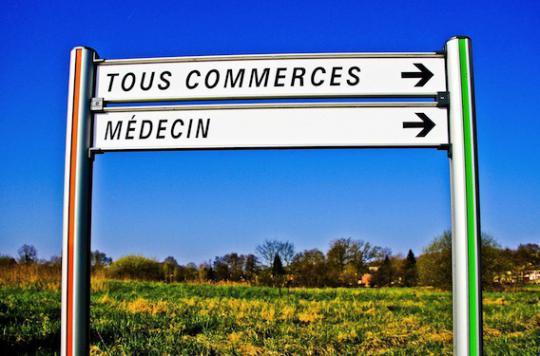 Déserts médicaux : des députés veulent limiter la liberté d'installation