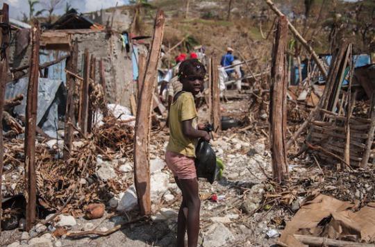 Ouragan Matthew : 260 kg de médicaments envoyés par les industriels