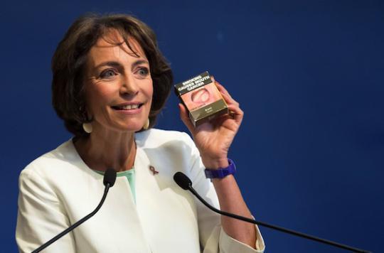 Lutte contre le tabac : Marisol Touraine mise à l'honneur par l'OMS