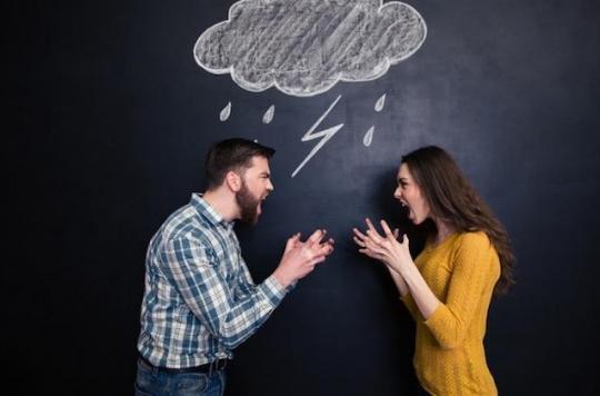 Couple : les disputes conjugales nuisent à la santé de votre intestin