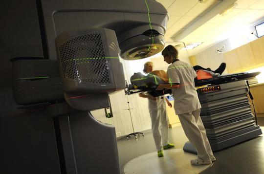 Cancers : 4 patients sur 10 guéris par radiothérapie