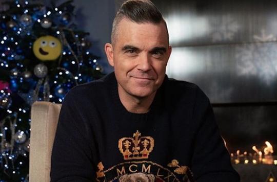Anxiété sociale : Robbie Williams se confie sur ses troubles mentaux