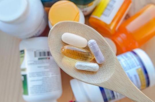 Une triple mini-pilule normalise la pression artérielle chez 50% des malades en plus