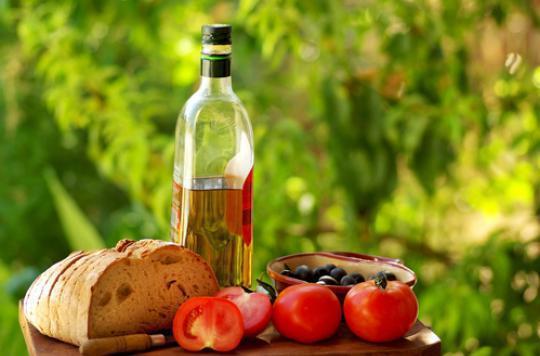 Alimentation : le régime méditerranéen fait moins recette