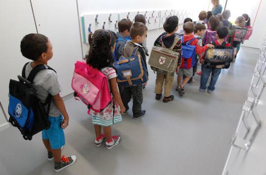 Le retour à l'école donne des maux de tête aux enfants
