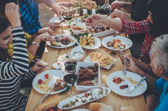 Les bienfaits des repas familiaux