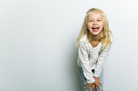 Comment développer le sens de l'humour chez l'enfant?