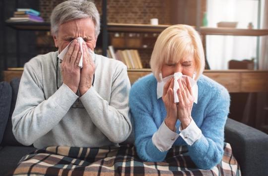Rhume : vers une information renforcée sur les effets indésirables des vasoconstricteurs