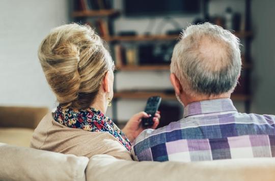 Seniors : plus de 3 heures et demi de télévision par jour est mauvais pour la mémoire
