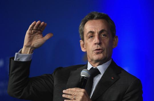 Nicolas Sarkozy : \