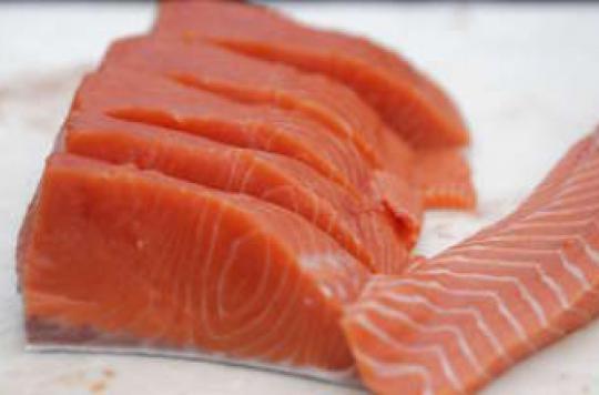 Manger du poisson pour ne pas déprimer