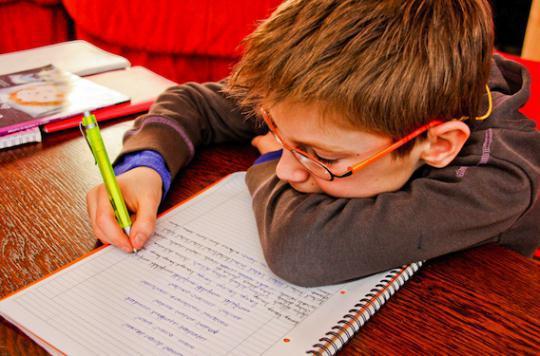 Trop de pression des parents peut nuire aux résultats scolaires