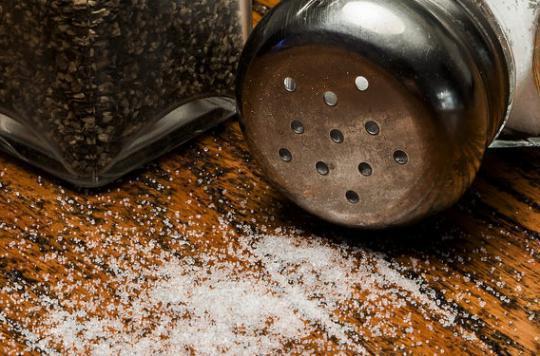 New York combat l'excès de sel dans les plats des restaurants