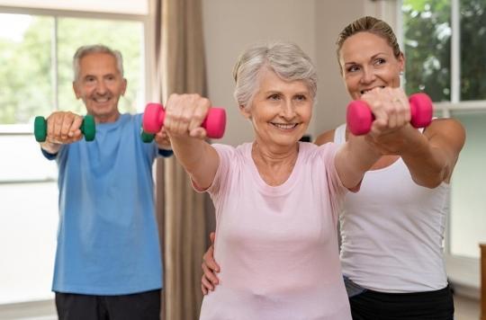 Exercice physique : il n'y a pas d'âge pour s'y mettre !