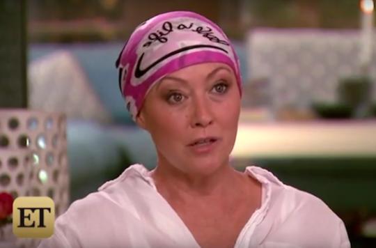 Shannen Doherty : sa chienne a détecté son cancer du sein
